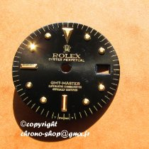 Rolex GMT-Master GMT MASTER NIPPLE DIAL REF 16753 -16753 IN GOLD FROM 70'S 1970 rabljen