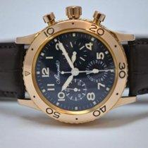 Breguet Acier Chronographe Remontage automatique 39mm 1998 Type XX - XXI - XXII
