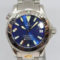 Omega Seamaster Diver 300 M Steel 36mm Blue No numerals Singapore, Singapore
