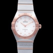 Omega Constellation 28mm White United States of America, California, San Mateo