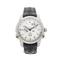 Ulysse Nardin pre-owned Automatic 43mm Silver 5 ATM