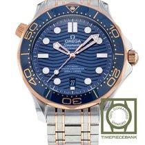 Omega Seamaster Diver 300 M 210.20.42.20.03.002 2020 nuevo
