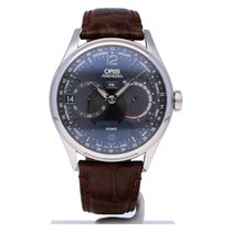 Oris Artelier Calibre 113 Steel 43mm Grey