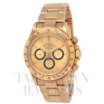 Rolex 16528 Yellow gold 1991 Daytona 40mm pre-owned United States of America, New York, Hartsdale