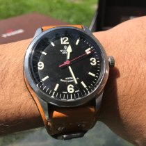 Tudor Steel 41mm Automatic 79910-0002 pre-owned