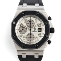 Audemars Piguet Royal Oak Offshore Chronograph pre-owned 42mm Chronograph Rubber
