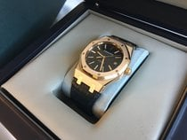 Audemars Piguet 15300OR.OO.D002CR.01 Rose gold Royal Oak Selfwinding 39mm pre-owned United States of America, Virginia, Falls Church