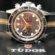 Tudor Heritage Chrono 70330N 2010 pre-owned