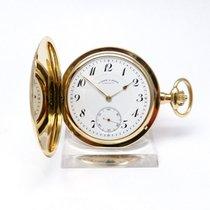 A. Lange & Söhne Taschenuhr 585/000 Gold 1 C Savonette