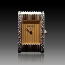 Boucheron Yellow gold 18mm Quartz Reflet pre-owned