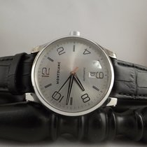 Montblanc Steel Automatic 42mm pre-owned Timewalker