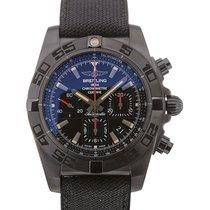 Breitling Chronomat 44 Blacksteel Automatic Chronograph Cal. B01