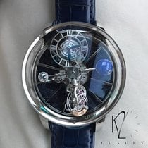 Jacob & Co. Astronomia Bjelo zlato 50mm