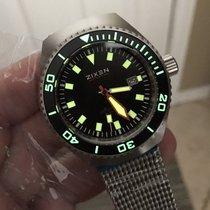 Zixen Vintage Diver Helios 3000m – Luxury Dive Watches