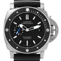Panerai Luminor Submersible 1950 Amagnetic 3 Days Watch...