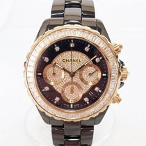 Chanel Rose gold 41mm Automatic H2137  pre-owned
