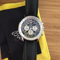 Breitling Navitimer Cosmonaute pre-owned 42mm Steel