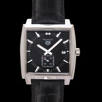 TAG Heuer Monaco Lady Steel 37mm Black United States of America, California, San Mateo