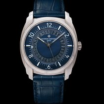 Vacheron Constantin Quai de l'Ile Steel 41.00mm Blue United States of America, California, San Mateo