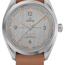 Omega Seamaster Railmaster Steel 40mm Grey United States of America, Iowa