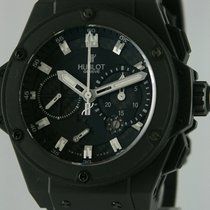 Hublot King Power Cerâmica 52mm Preto