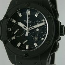 Hublot 52mm Automatic 2010 pre-owned King Power Black