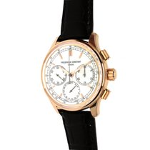 Frederique Constant Flyback Chronograph Manufacture Rose Gold...