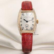 Franck Muller Women's watch Cintrée Curvex pre-owned 25mm 2000