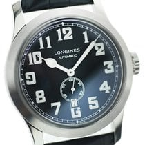Longines Heritage L28114530 Unworn Steel 44mm