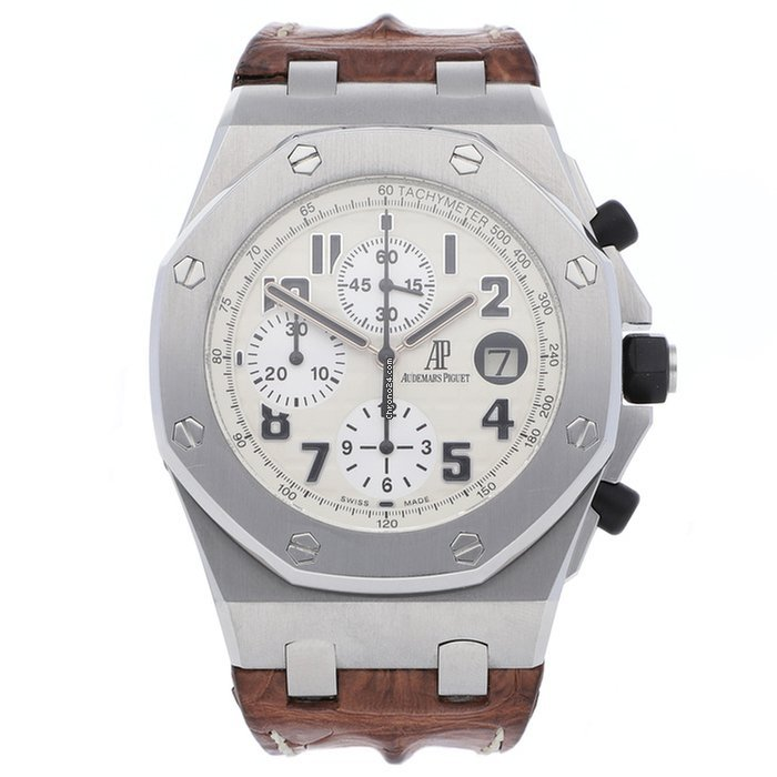 Audemars Piguet Pre Owned Royal Oak Offs Chronograph For 19 157 From A Trusted Er On Chrono24