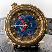 Giuliano Mazzuoli Chronograph 44.5mm Automatic new Blue