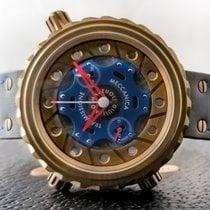 Giuliano Mazzuoli Bronze 44.5mm Automatic TMC083 new