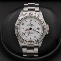 Rolex Explorer Ii 16570 Stainless Steel