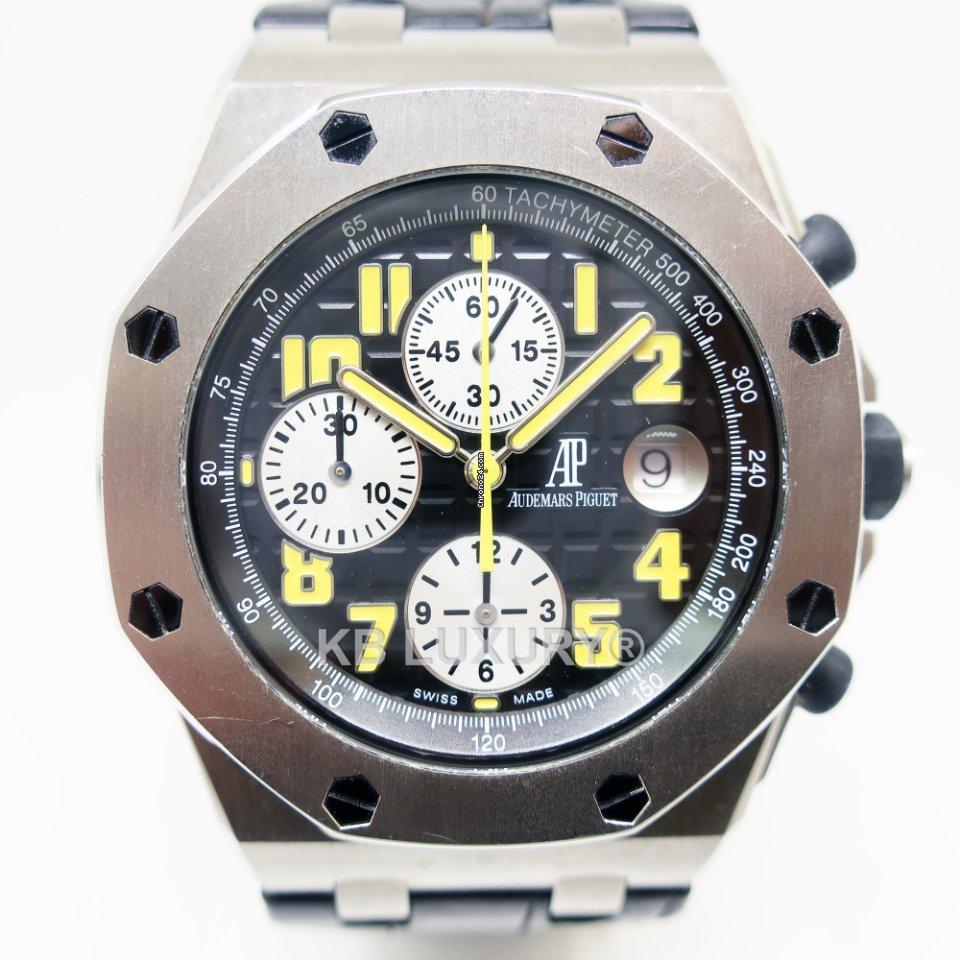 92660e05d2dcc Audemars Piguet watches - all prices for Audemars Piguet watches on Chrono24