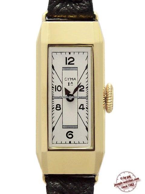 b3efc91913a Comprar relógios Cyma Ouro amarelo
