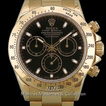 Rolex 116528 Or jaune Daytona 40mm