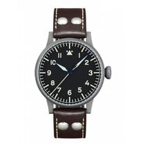 Laco Steel 42mm Automatic 861748 new United States of America, California, Glendale