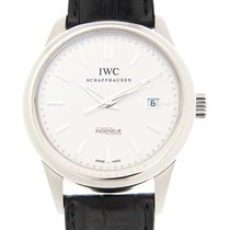 IWC Platinum Manual winding White 44mm new Portuguese Hand-Wound