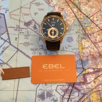 Ebel Classic Hexagon Rose gold 45mm