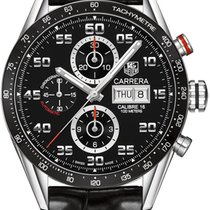 TAG Heuer Carrera Calibre 16 new Automatic Chronograph Watch only CV2A1R-FC6235