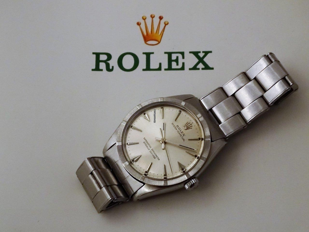 8b52840f268 Rolex oyster perpetual por R  11.857 para vender por um Trusted Seller na  Chrono24
