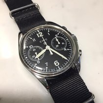 CWC Steel 41mm Manual winding pre-owned