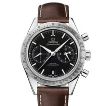Omega new Automatic Chronometer 41.5mm Steel Sapphire Glass