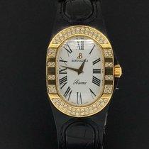 베르톨 루치 중고시계 쿼츠 24mm 흰색