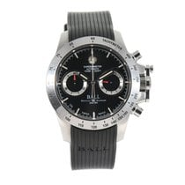 Ball Engineer Hydrocarbon pre-owned 40mm Black Rubber