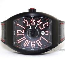 Franck Muller Vanguard V45 SC DT TT NR BR ER 2020 new