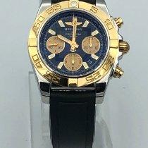 Breitling Chronomat 41 Acero y oro 41mm Negro Sin cifras