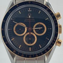 Omega 3366.51.00 Goud/Staal 2006 Speedmaster Professional Moonwatch 42mm tweedehands