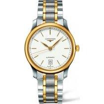 Longines Master Collection pre-owned White