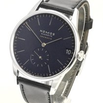 NOMOS Orion Neomatik Steel 40.5mm Blue